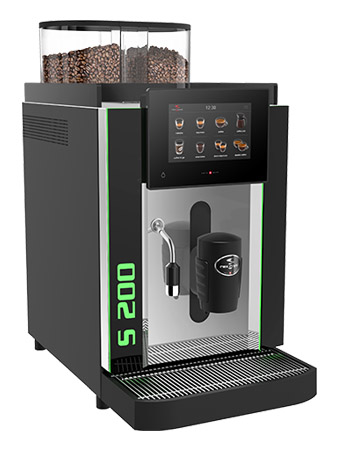 Koffiemachine Rex Royal S200 Volautomaat professioneel koffieapparaat